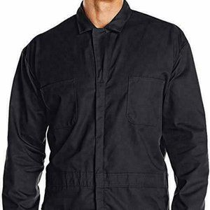 Red Kap Men's Long Sleeve Twill Coverall